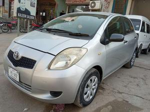 Toyota Yaris 2007 Cars For Sale In Pakistan Pakwheels