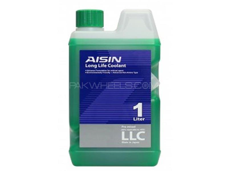 Aisin Coolant Green - 1L Image-1