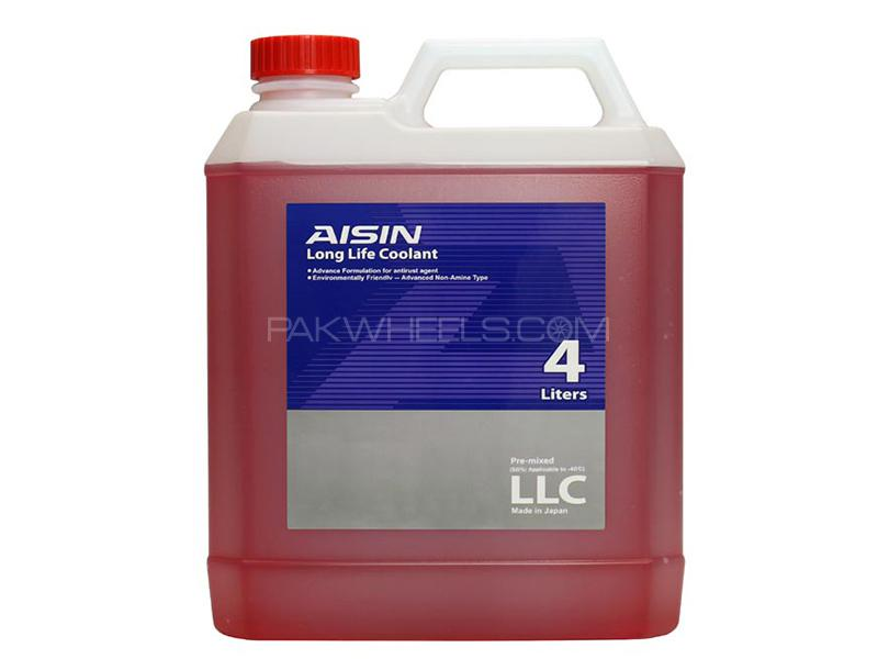Aisin Coolant Red - 4L Image-1
