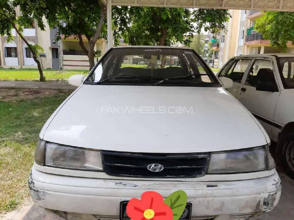 Hyundai Excel 1993 Image-1