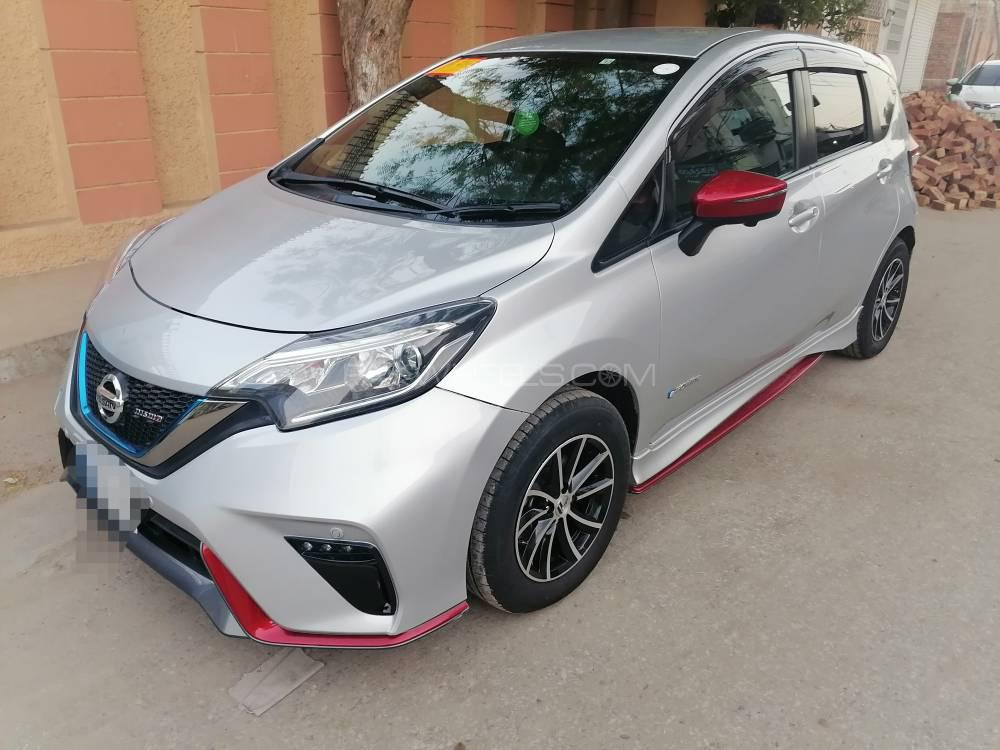 Nissan Note RIDER DIG-S 2018 Image-1