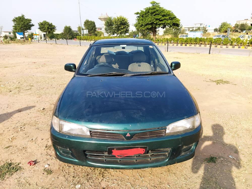 Mitsubishi Lancer GLX Automatic 1.3 1997 Image-1