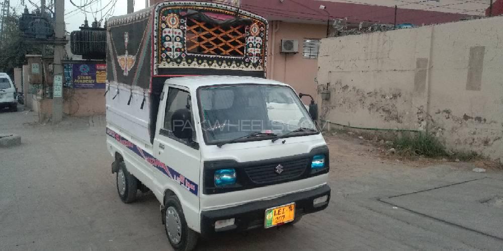 Suzuki Ravi 2014 Image-1