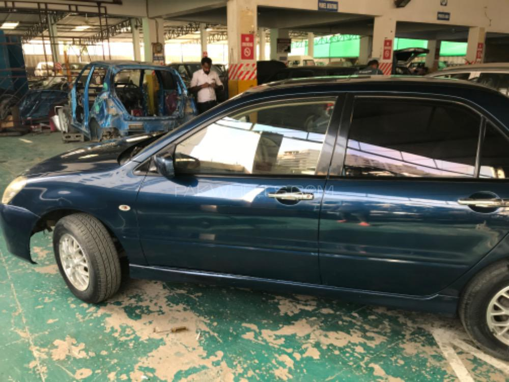 Mitsubishi Lancer GLX 1.6 2007 Image-1