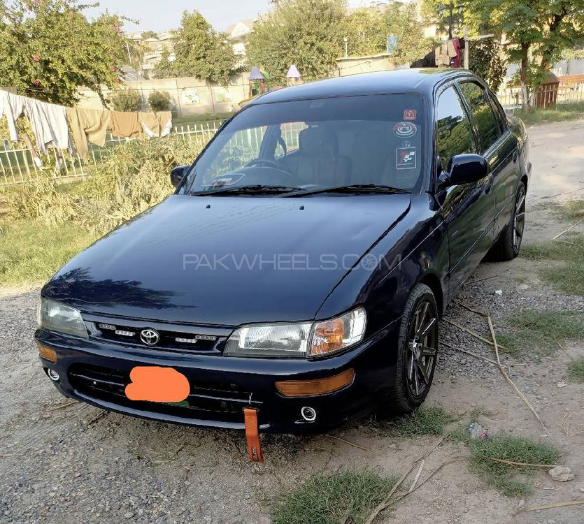 Toyota Corolla XE Limited 1995 Image-1