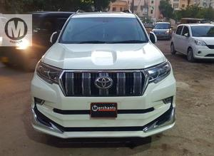TOYOTA PRADO TZ