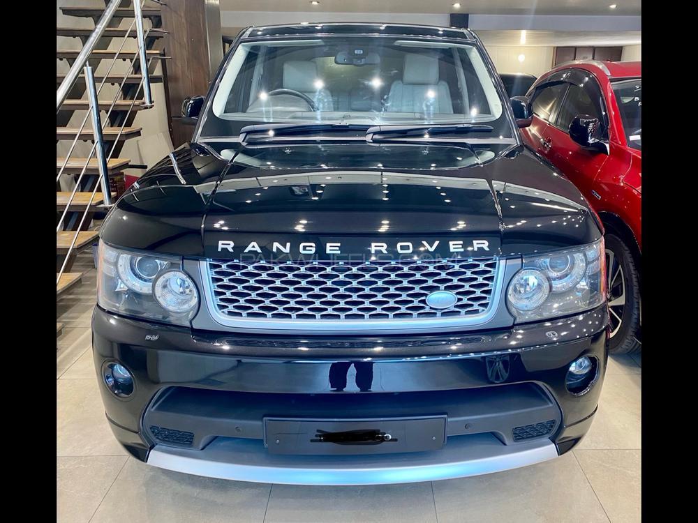 Range Rover Sport Supercharged 5.0 V8 2010 Image-1