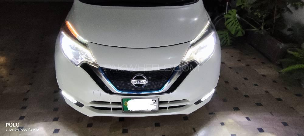 Nissan Note MEDALIST 2016 Image-1