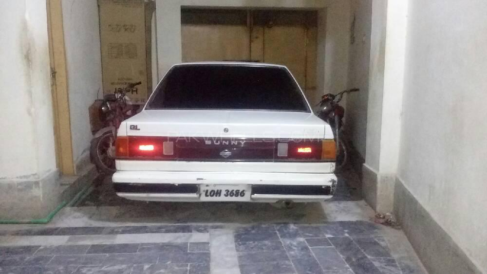 Nissan Sunny GL 1988 Image-1