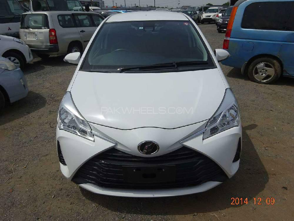 Toyota Vitz F Intelligent Package 1.0 2017 Image-1