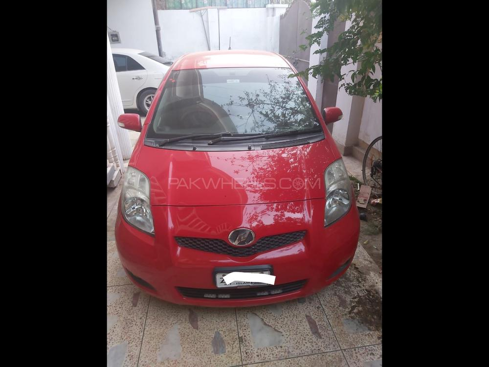 Toyota Vitz B Intelligent Package 1.0 2008 Image-1