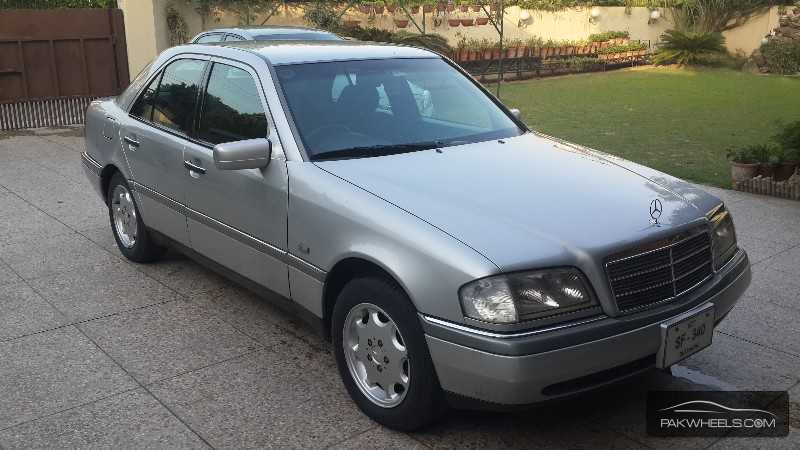 Mercedes Benz C Class C220 Cdi 1997 For Sale In Lahore