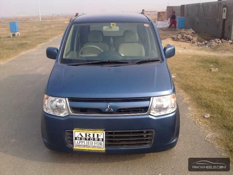 Mitsubishi Ek Wagon MX 2007 Image-1