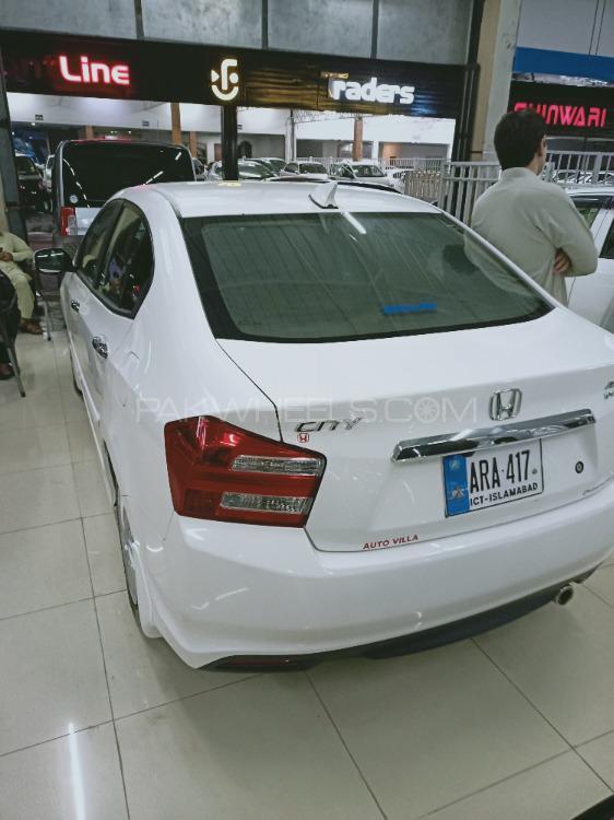 Honda City Aspire Prosmatec 1.5 i-VTEC 2020 Image-1