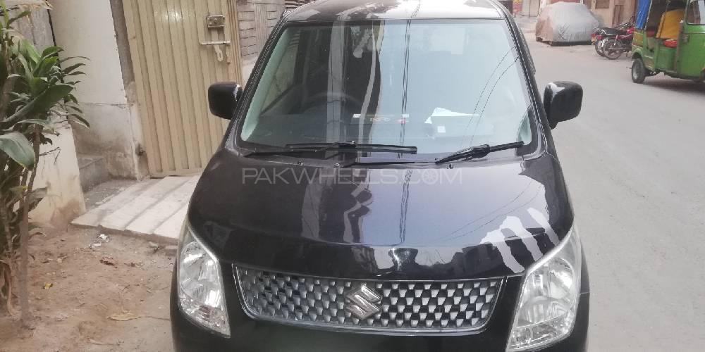 Suzuki Wagon R FX 2012 Image-1