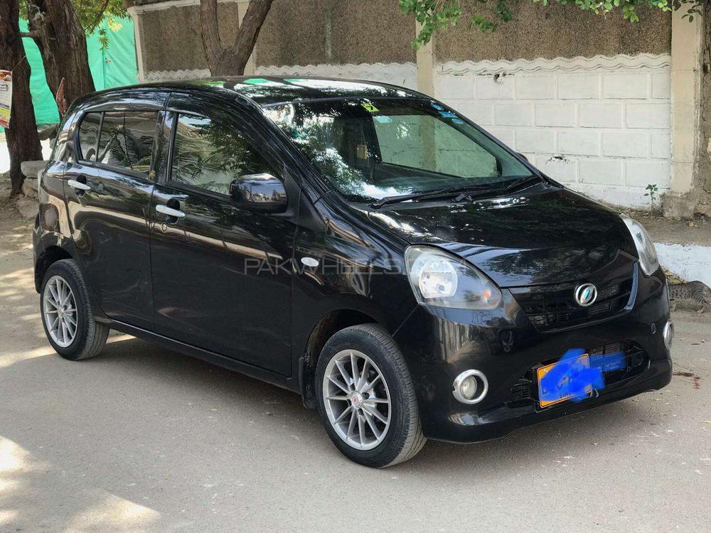 Subaru Pleo A 2013 Image-1
