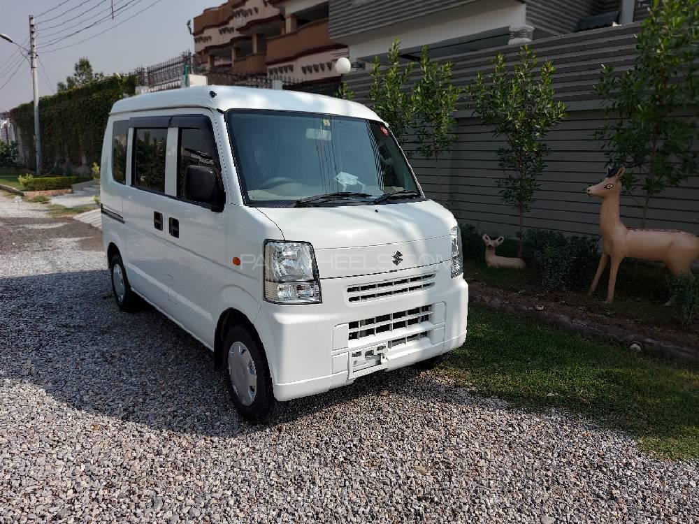 Suzuki Every Wagon 2015 Image-1