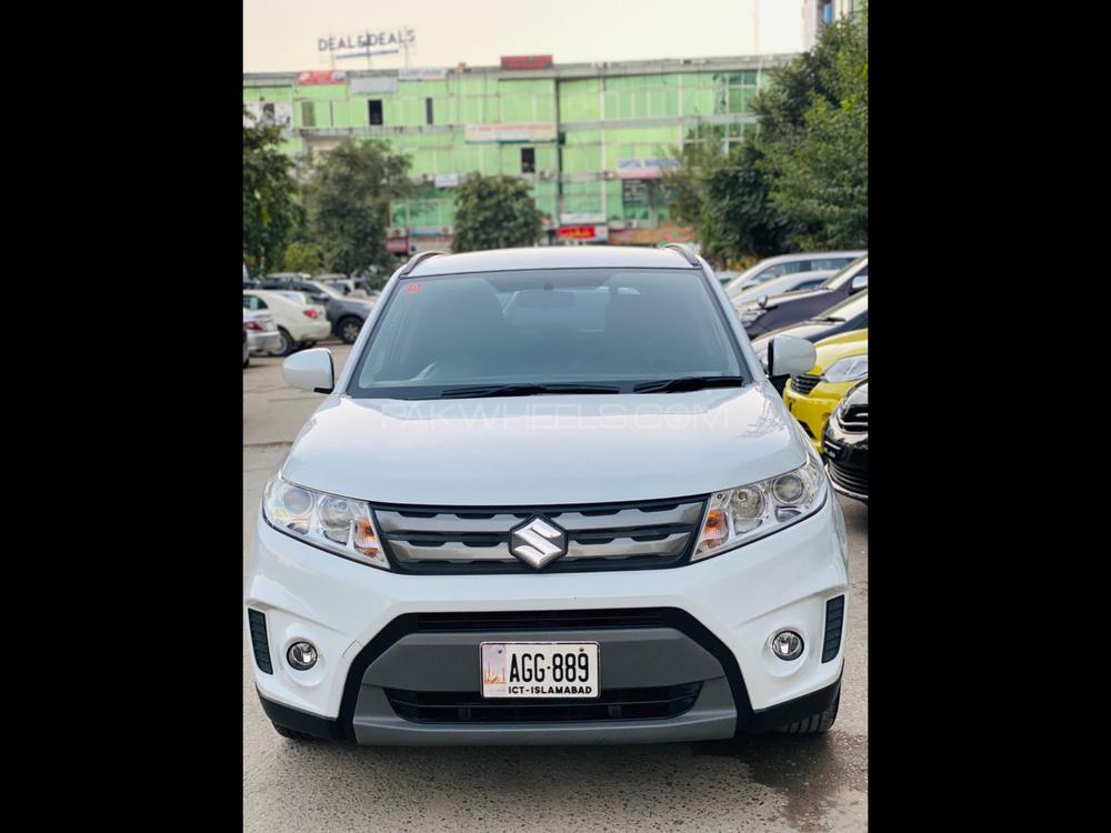 Suzuki Vitara GL+ 1.6 2018 Image-1