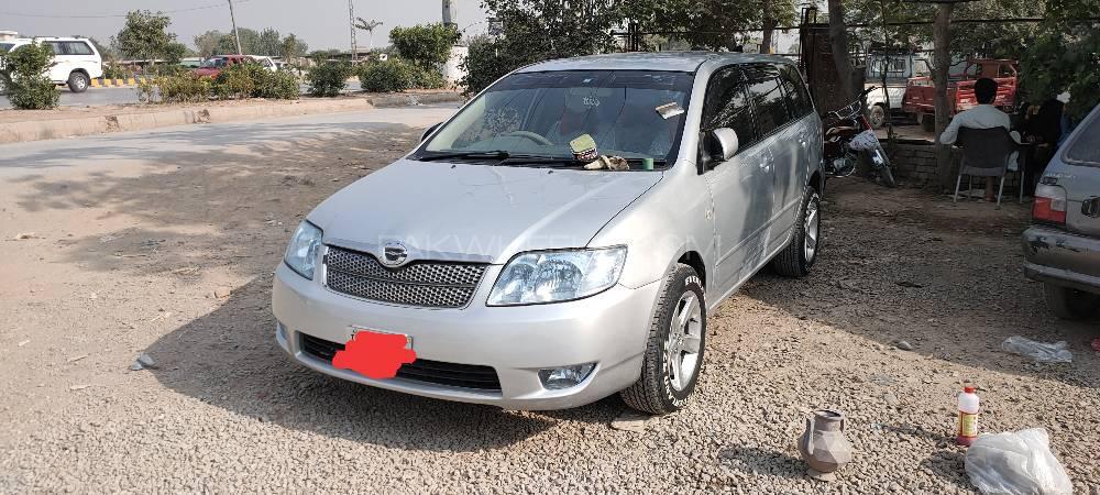 Toyota Corolla Fielder 2006 Image-1