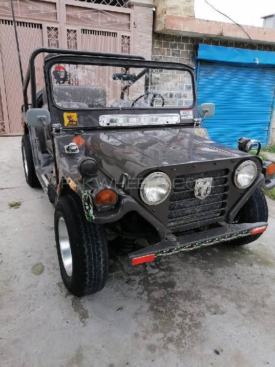 Jeep Oiiio 1990 Image-1