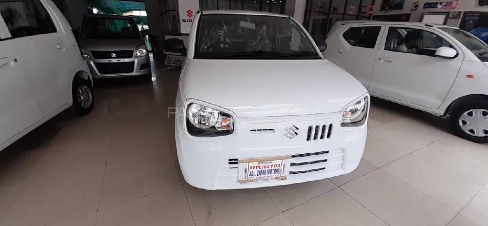 Suzuki Alto L 2020 Image-1