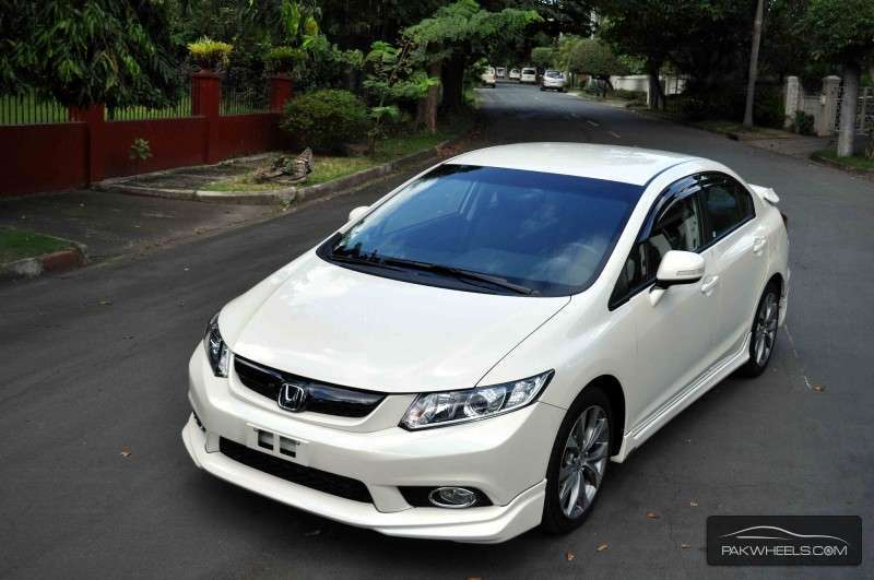 2012 Honda Civic Si For Sale >> bodykit modulo 2014 civic for sale in Lahore - Parts & Accessories 1029621 | PakWheels