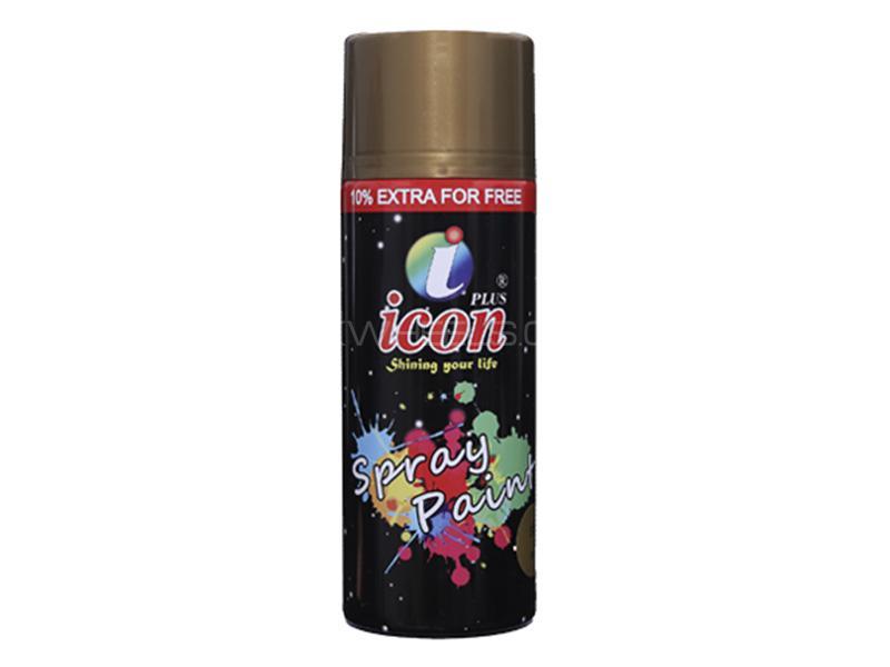 Icon Spray Paint - Golden Image-1