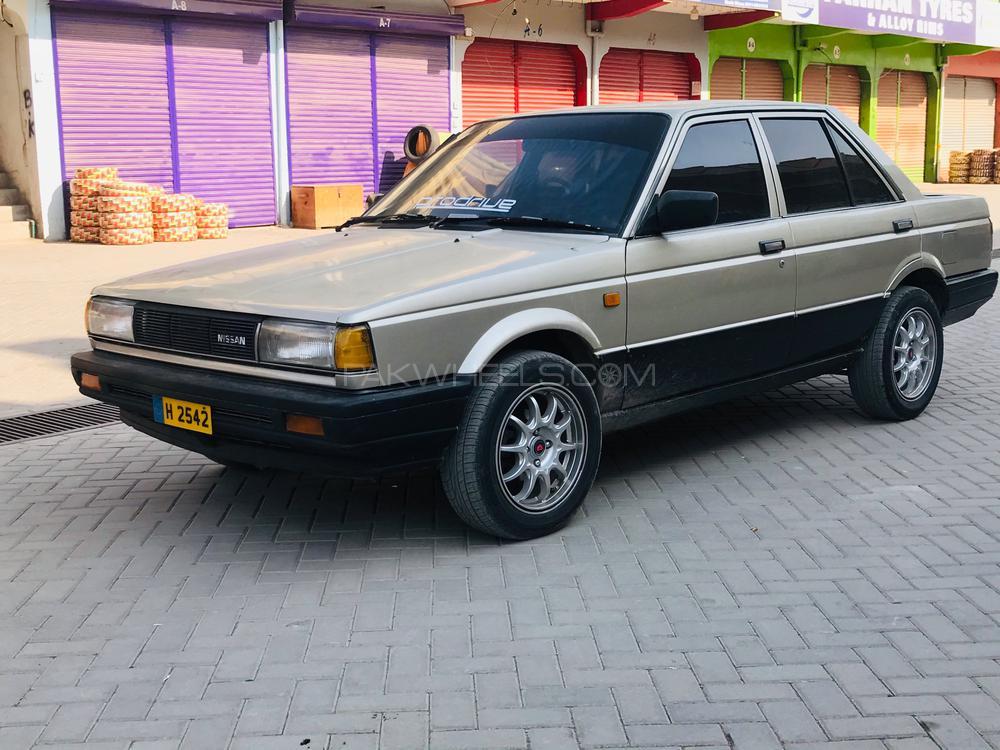 نسان سنی GL 1986 Image-1