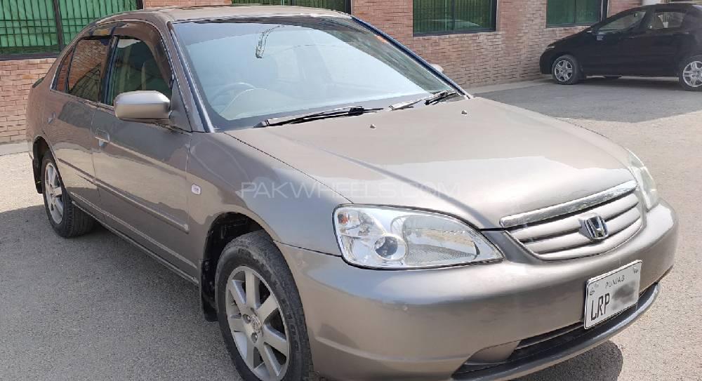 Honda Civic VTi Oriel 1.6 2003 Image-1