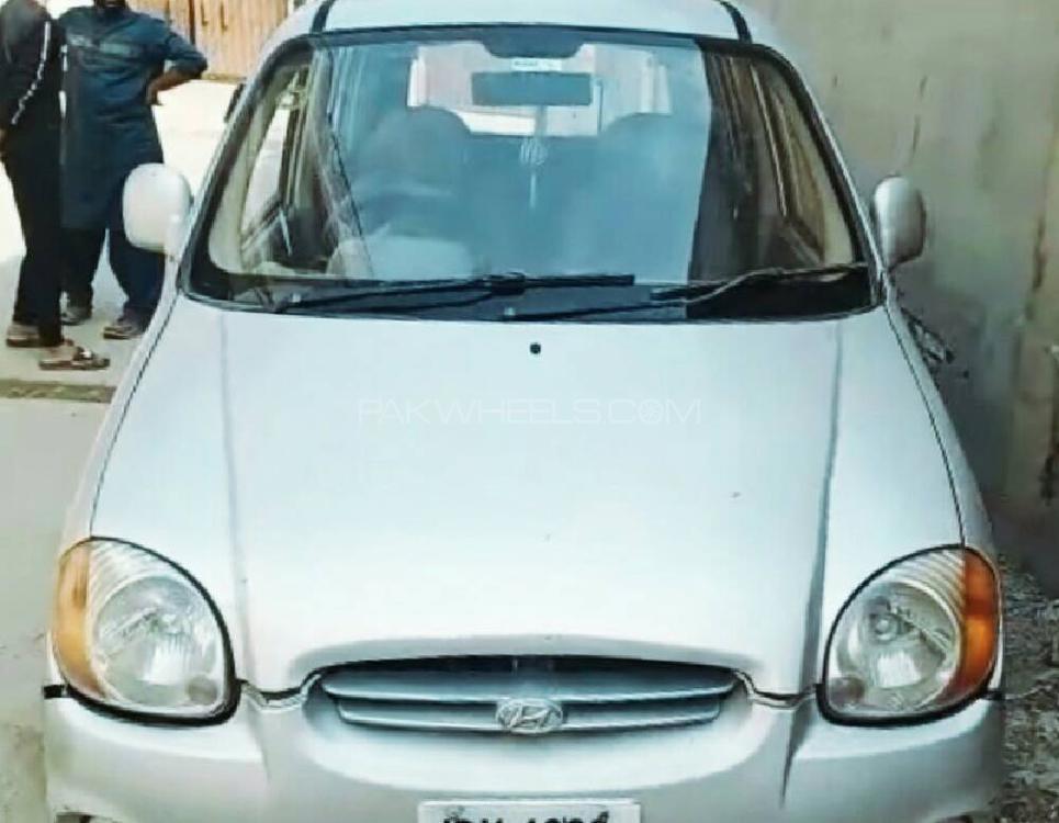 Hyundai Santro Plus 2001 Image-1