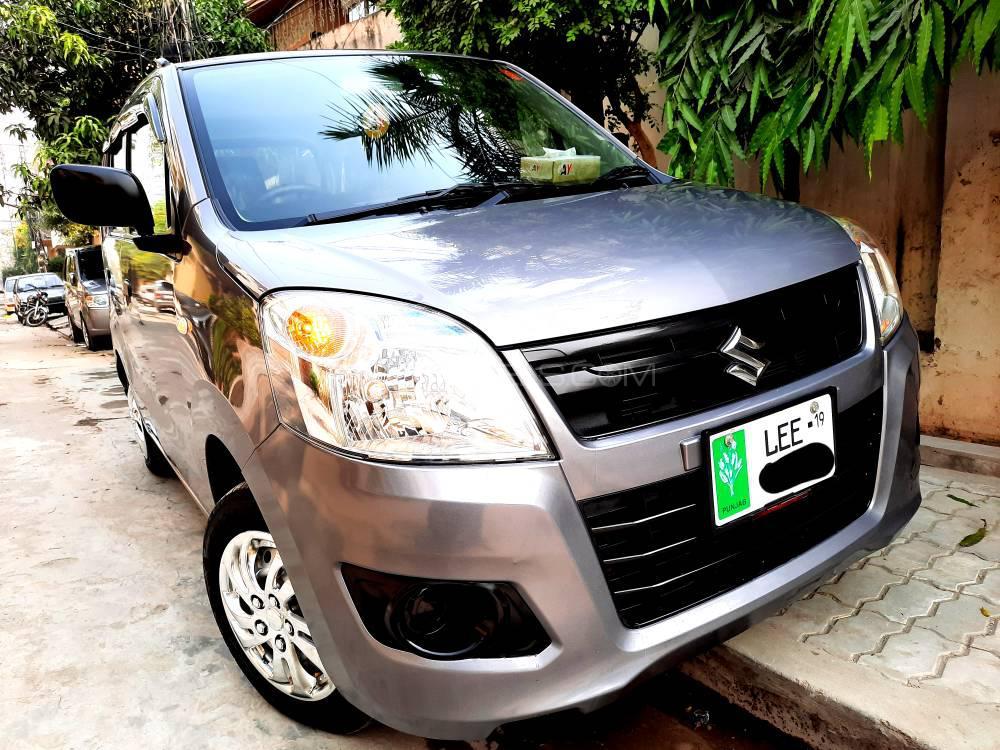 Suzuki Wagon R 2019 Image-1