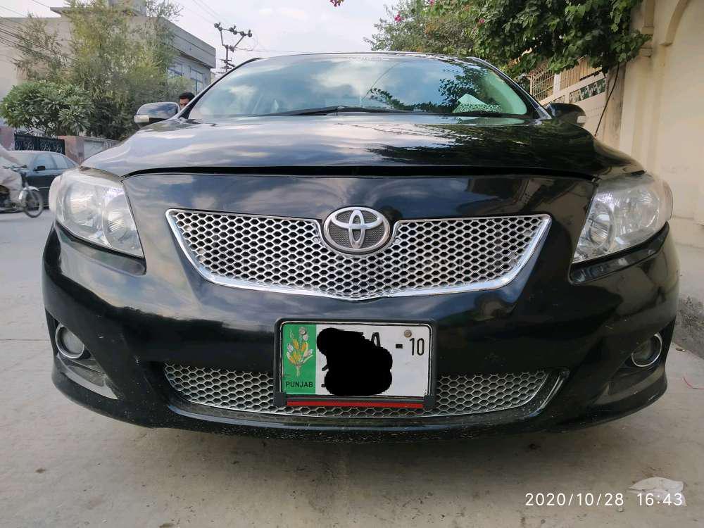 Toyota Corolla GLi 1.3 VVTi 2009 Image-1
