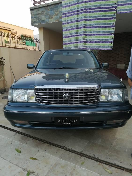 Toyota Crown Royal Saloon 1992 Image-1
