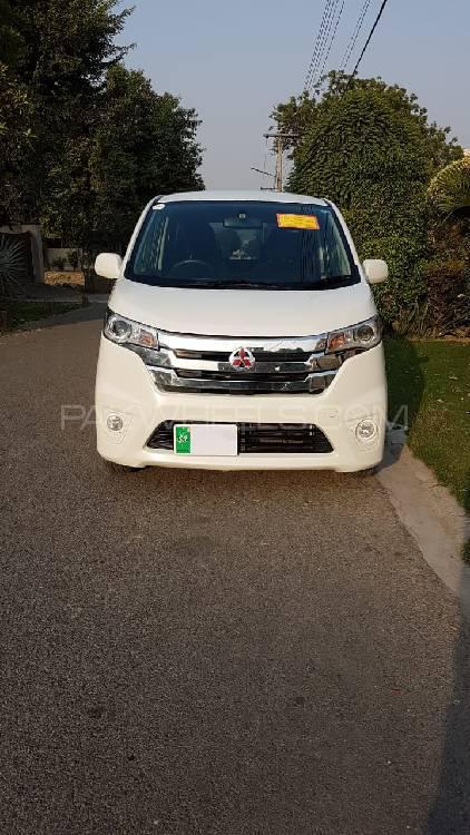 Mitsubishi EK Custom G 2019 Image-1