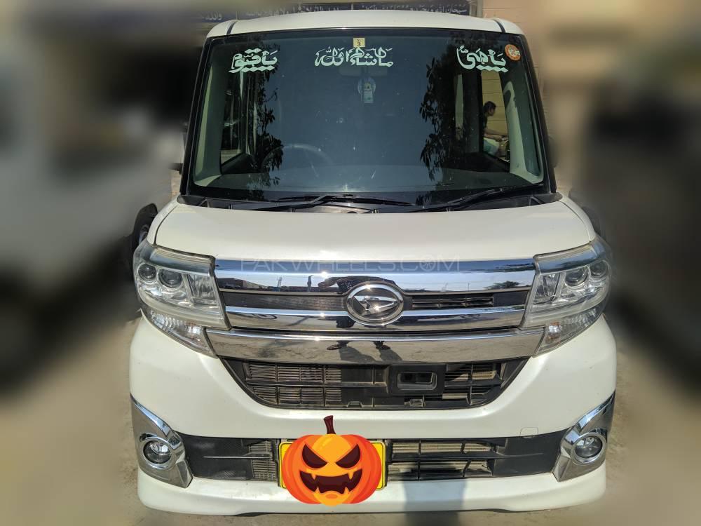 Daihatsu Tanto G 2014 Image-1
