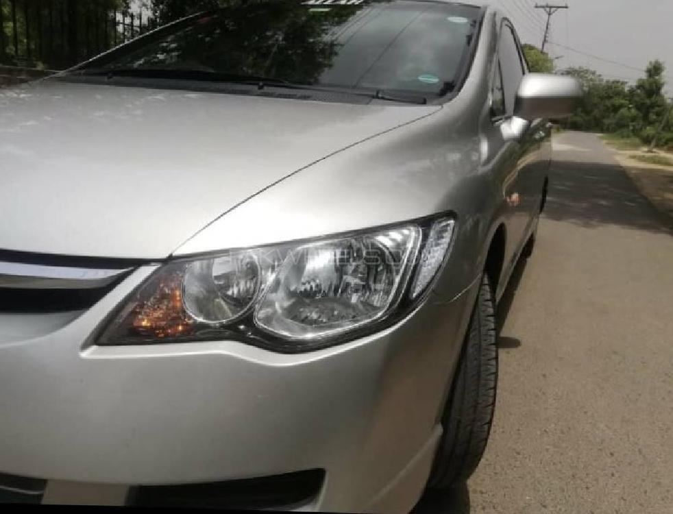 Honda Civic VTi 1.8 i-VTEC 2012 Image-1