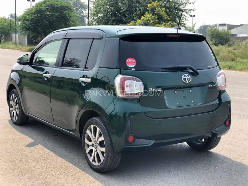 Toyota Passo Moda G 2018 Image-1