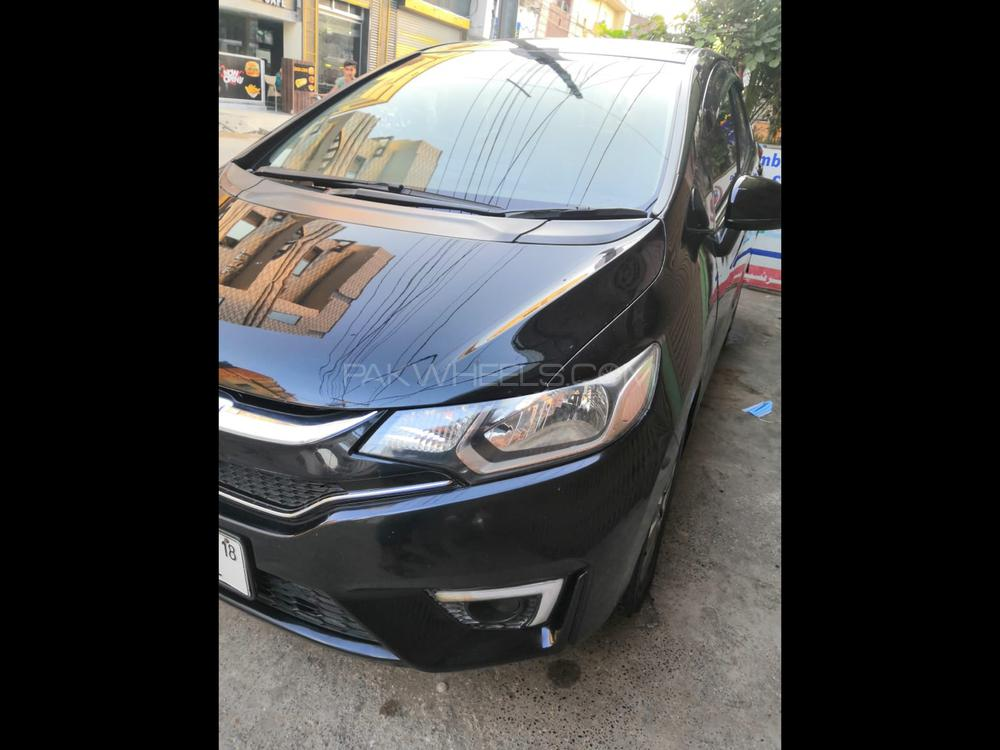 Honda Fit 1.5 Hybrid Base Grade  2018 Image-1