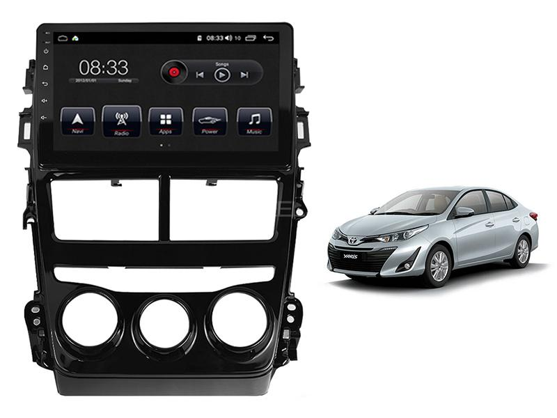 Toyota Yaris 2020 Manual Multimedia Android Player  in Karachi