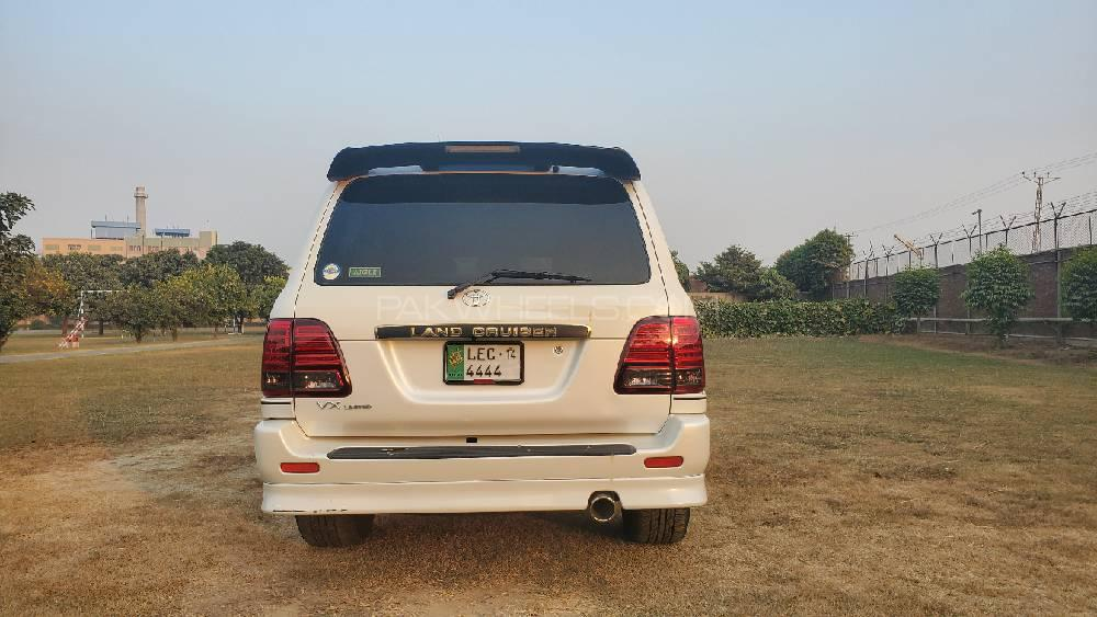 Toyota Land Cruiser VX Limited 4.7 2003 Image-1