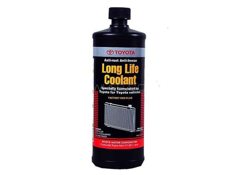 Toyota Genuine Coolant - 1 Litre Image-1