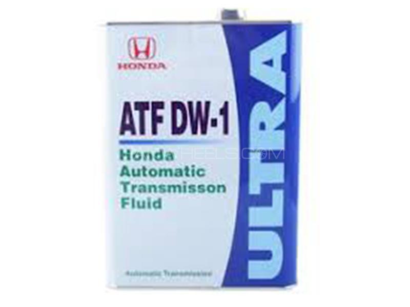 Honda Genuine ATF DW 1 Ultra - 4 Litre Image-1