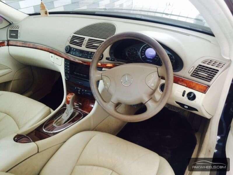 Mercedes benz e class e200 2004 for sale in lahore pakwheels for 2004 mercedes benz e320 parts