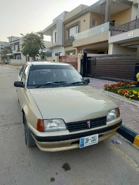 Daewoo Racer Base Grade 1.5 1996 Image-1