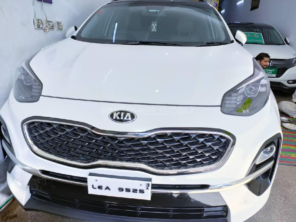KIA Sportage AWD 2019 Image-1