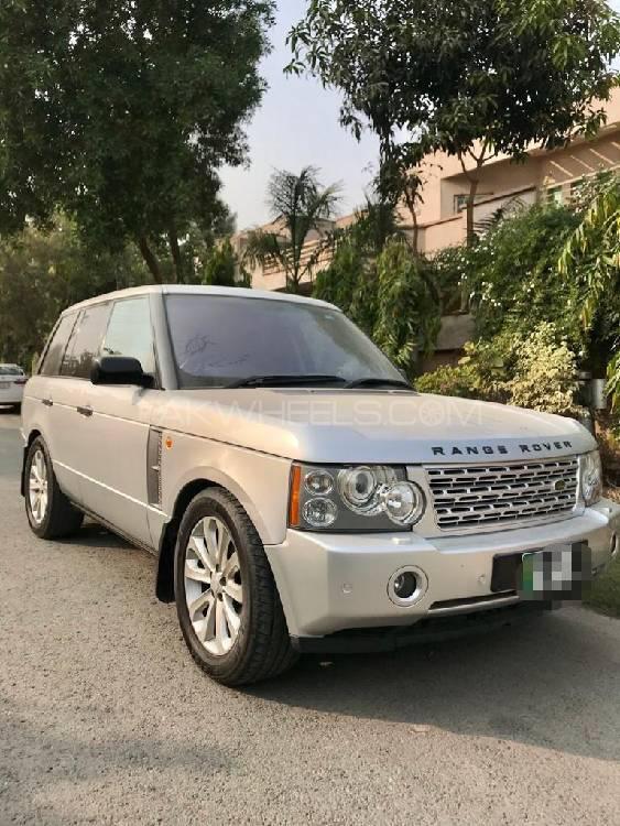 Range Rover Vogue 4.4 V8 2005 Image-1