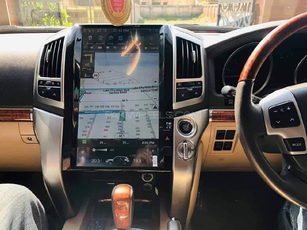 Cruiser Android Tesla Panel Image-1