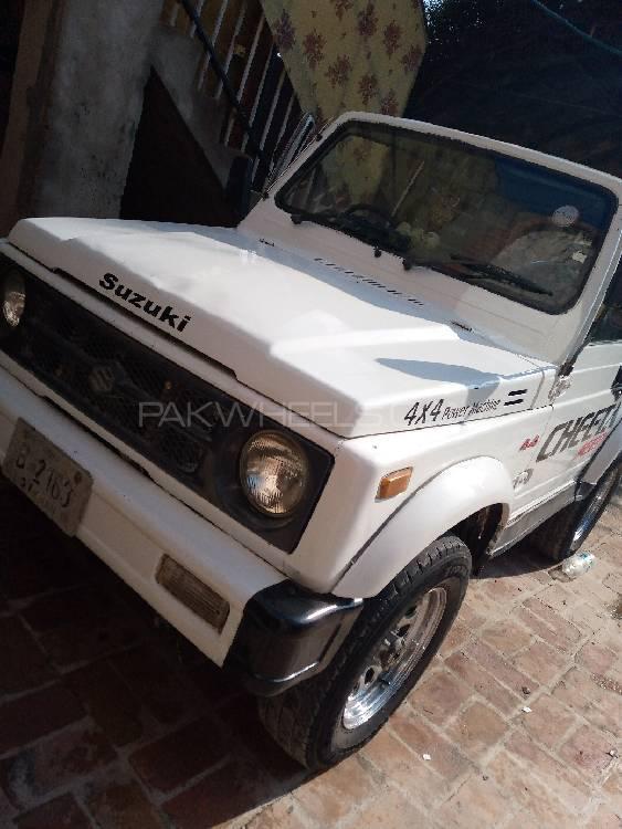 Suzuki Potohar 1988 Image-1