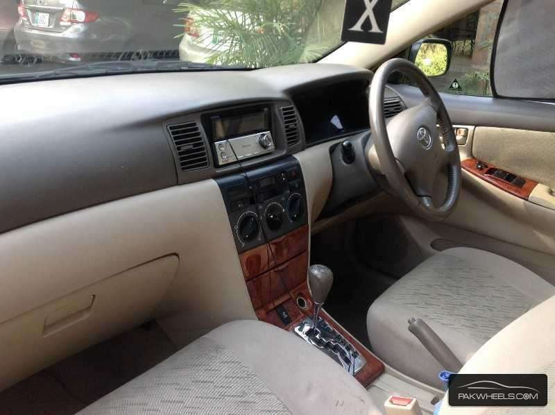 Used Toyota Corolla For Sale >> Toyota Corolla Altis 1.8 2005 for sale in Lahore | PakWheels