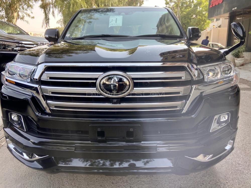 Toyota Land Cruiser AX 2020 Image-1